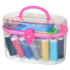 Household Sewing Kit - Yellow + White + Multicolor