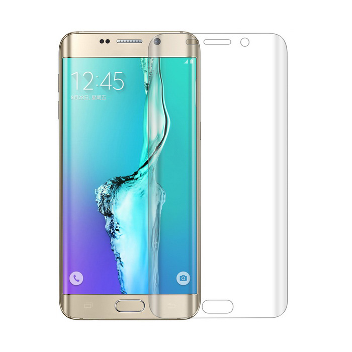 Angibabe Film souple 0,1 mm pour samsung S6 edge plus G9280 - transparent
