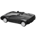 Solar Powered Toy Car - Black