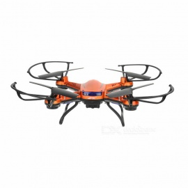 H12W-A 4-CH R/C Quadcopter w/ 2.0MP Camera, 6-aixs Gyro - Orange