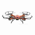 H12W-A 2,4 GHz 4-Kanal R / C Quadcopter w / 2.0MP Kamera, 6-aixs Gyro - Orange