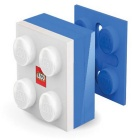 "Genuine Lego brick light 3.2"" blue+white (IQ50659)"