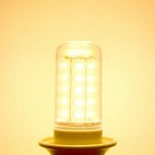 YouOKLight E14 12W LED Corn Bulb Warm White Light 3000K 48-SMD (4PCS)