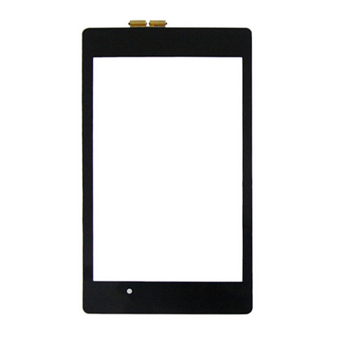 SKILIWAH TFT touch screen para google nexus 7 gen II 2nd 2013 - preto