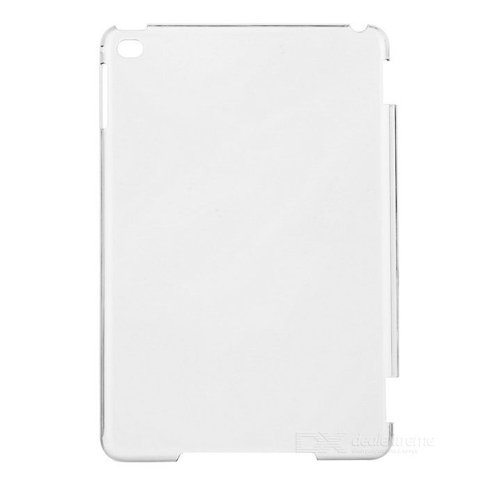 Protective Plastic Back Case Cover for IPAD MINI 4 - Transparent