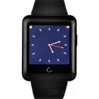 "Uwatch U11 Smart Watch Phone w/ 1.59"" LCD Support SIM for IPHONE & Samsung Android Phones - Black"