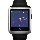 "Uwatch U11 Smart Watch Phone w/ 1.59"" LCD Support SIM for IPHONE & Android Phones - Black + Grey"