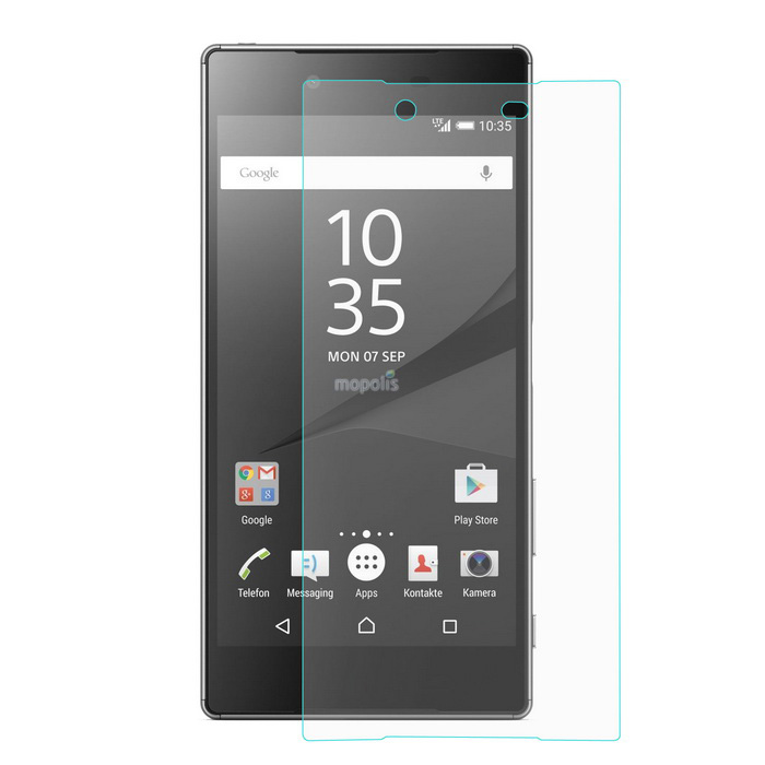 Hat-Prince 2.5D 9H 0.26mm Explosion-proof Tempered Glass Screen Protector for Sony Xperia Z5