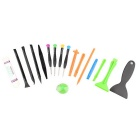 17-in-1  Repaired Opening Disassemble Tool Kit for IPHONE / IPAD