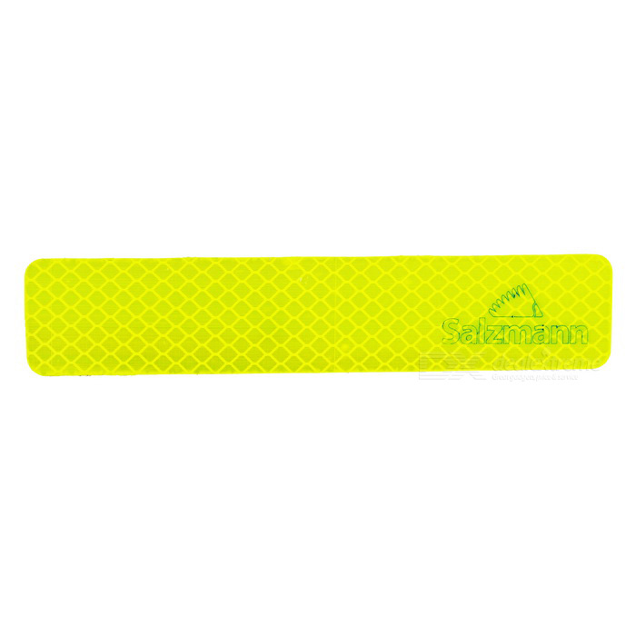 Salzmann Bike / Car Safety Warning Reflective Sticker - Green