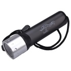 RichFire SF-603A XR-E Q5 Waterproof Diving Flashlight - Black+ Silver