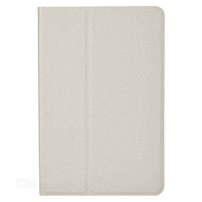 S-What Protective PU Case w/ 360' Rotary Stand for IPAD MINI 4 - Beige
