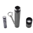 RichFire SF-384 CREE XP-E R2 LED 3-Mode Stainless Steel Flashlight