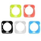 FineSource Protective TPU Cases for APPLE WATCH 38mm - Multicolor (5 PCS)