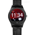 Bluetooth 4.0 Smart Watch w/ Heart Rate Monitor, Remote Camera