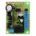 Door Access Control Power Supply Circuit Board - Green + Blue