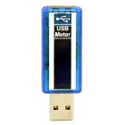 0.91 Inch  OLED USB Data Transmit Current Voltage Tester USB Detector + Capacity Tester