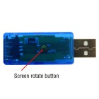 "0.91"" OLED USB Current Voltage Tester USB Detector + Capacity Tester"