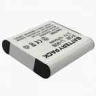 3,7V 1270mAh LI-90B / 92B batteri for Olympus Tough TG-1 / TG-2 / TG3