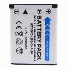 3.7V 800mAh Camera Battery for LI-40B / 42B / EN-EL10 / FNP-45 / K7006