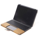 "ASLING ASL-903 Protective PU Case for MACBOOK Retina 13.3"" - Golden"