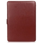 "ASLING ASL-903 Protective PU Case for MACBOOK Retina 13.3"" - Brown"
