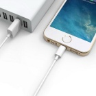 CARVE 8Pin Lightning to USB 2.0 Cable for IPHONE / IPAD - White (2PCS)