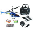 E_Sky Lama V4 4-CH R/C Helicopter Complete RTF Set * Free EMS Shipping