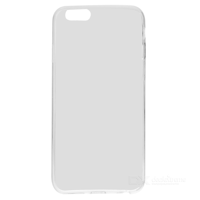S-What Ultra-Thin TPU Back Case Cover for IPHONE 6 / 6S - Transparent