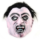 Corpse Rubber Mask for Cosplay / Halloween Costume Party w / Elastic Belt