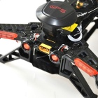 Upgrade Version Runner 250 Advance 7-CH Quadcopter w/ GPS - Black