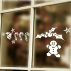 Waterproof Christmas Stars Children's Room Bedroom Living Room Removable Background Wall Sticker