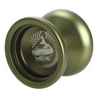 Magicyoyo N12 Aluminum Alloy Metal Professional Yo-Yo Toy- Grass Green