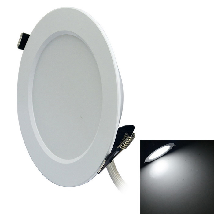 JIAWEN 5W SMD LED Ceiling Lamp Spotlight 6500K 500lm - White (85~265V)