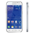 "Samsung GALAXY CORE Prime G3608 Android 4.4 Quad-Core 4G Phone w/ 4.5"" TFT, 4GB ROM, 5.0 MP - White"