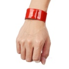 Salzmann Bike Reflective Trousers Pants Wrist Ankle Band Strap - Red