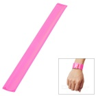 Salzmann Bike Reflective Trousers Pants Wrist Ankle Band Strap - Pink