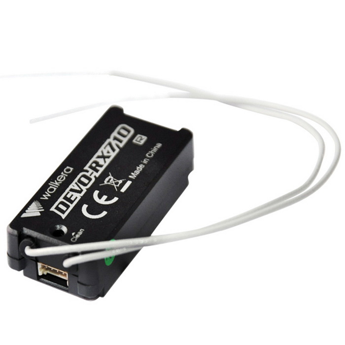 Walkera Runner 11 Upgrade Quadcopter Receiver for Runner 250 - Black