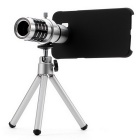 12X Zoom Telephoto Lens Telescope for Samsung Galaxy S6 / S6 Edge - ACU Camouflage