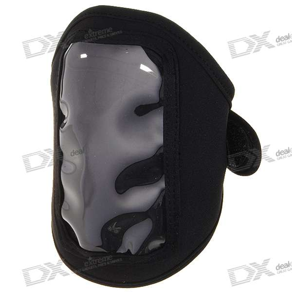 Trendy Sports Armband for Iphone 4 (Black)