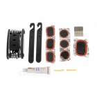 SOLDIER Multifunctional Tool Set for Bike - Black