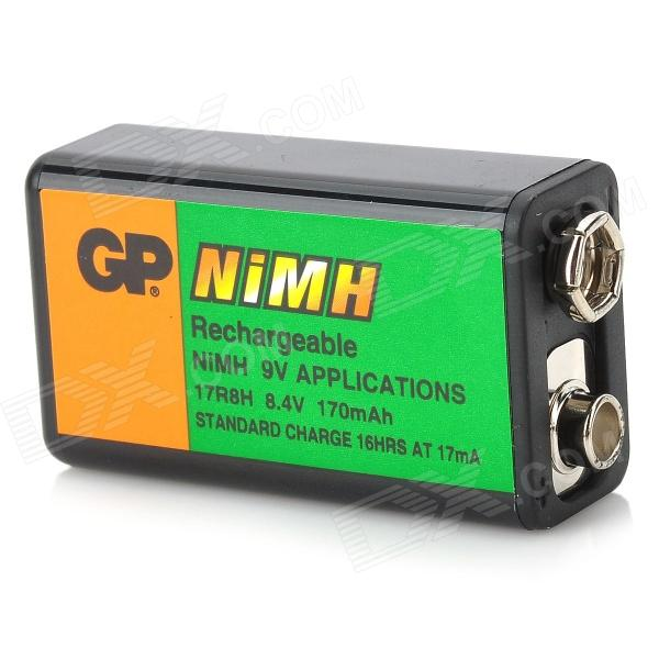 GP 8.4V 170mAh Ni-MH Rechargeable Battery