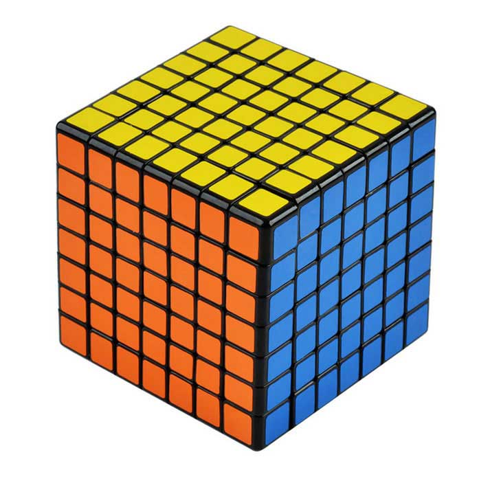 7091A 7*7*7 7.7cm Tuning Spring Magic Cube for Contest (Skill Level 7)Magic IQ Cubes<br>Form  ColorYellow + Red + Multi-ColoredModel7091AMaterialABSQuantity1 DX.PCM.Model.AttributeModel.UnitTypeOthers,7 x 7 x 7Suitable Age 8-11 years,12-15 years,Grown upsCertificationCE, CCCPacking List1 x Magic cube<br>