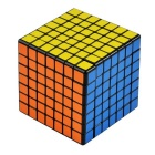 7091A 7*7*7 7.7cm Tuning Spring Magic Cube for Contest (Skill Level 7)