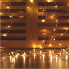 JIAWEN 4W 100-LED 8-Mode Warm White Light Christmas String Light (3m)