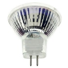 MR11 4W 220lm 6500K 9-SMD LED White Light Lamp Bulb - White (5PCS)