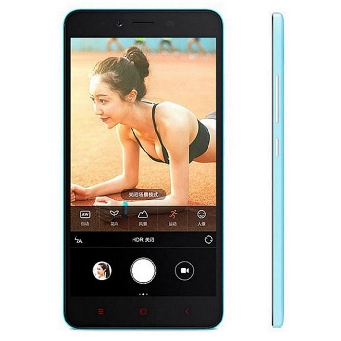 Xiaomi Redmi Note 2 Android 5.0 4G Phone w/ 2GB RAM, 16GB ROM - BlueAndroid Phones<br>Form  ColorBlueRAM2GBROM16GBBrandXiaomiModelRedmi Note2Quantity1 DX.PCM.Model.AttributeModel.UnitMaterialTFT + ABSShade Of ColorBlueTypeBrand NewPower AdapterUS PlugsHousing Case MaterialABSNetwork Type2G,3G,4GBand Details2G: GSM B2/3/8850/900/1900/1800MHZ 3GWCDMA B1/2/5/8850/900/1900/2100MHz 4GTD-LTE B38/39/40/41 4GFDD-LTE B1/3/7Data TransferGPRS,HSDPA,EDGE,LTE,HSUPANetwork ConversationOne-Party Conversation OnlyWLAN Wi-Fi 802.11 b,g,nSIM Card TypeMicro SIMSIM Card Quantity2Network StandbyDual Network StandbyGPSYesInfrared PortYesBluetooth VersionBluetooth V4.0Operating SystemAndroid 5.0CPU ProcessorHelio X10(MT6795T)<br>1.83-2.2GHzCPU Core QuantityOcta-CoreLanguageSimplified Chinese, Traditional Chinese, English, Indonesian, Spanish, French, Italian, Hungarian, Dutch, Norwegian, Portuguese, Polish, Slovak, Vietnamese, Turkish, Russian, Indonesian, Arabic, Cestina, HrvatskiGPUImagination PowerVR G6200Available MemoryN/AMemory CardSupport Micro SD up to 32GBMax. Expansion Supported32GBSize Range5.5 inches &amp; OverTouch Screen TypeCapacitive ScreenScreen Resolution1920*1080Screen Size ( inches)5.5Camera Pixel13.0MPFront Camera Pixels5.0 DX.PCM.Model.AttributeModel.UnitVideo Recording Resolution1080p (1920 x 1080, 30 frames per second) video recording (rear)<br>720p (1280 x 720, 30 frames per second) video recording (front)FlashYesAuto FocusSupportTouch FocusYesTalk Time8-10 DX.PCM.Model.AttributeModel.UnitStandby Time144 DX.PCM.Model.AttributeModel.UnitBattery Capacity3060 DX.PCM.Model.AttributeModel.UnitBattery ModeReplacementfeaturesWi-Fi,GPS,Bluetooth,OTGSensorG-sensor,Proximity,Compass,Others,Light sensorWaterproof LevelIPX0 (Not Protected)Dust-proof LevelSupportI/O InterfaceMicro USB,3.5mmUSBMicro USB v2.0,OTGSoftwareNotepad, radio, books, tape recorderFormat Supportedmp3, acc, amr, ogg, m4a, mid, wma, flac, ape, aac, mp4, h.263, h.264, rmvb, flv720p, JPEG, PNG, GIF, BMPJAVAY