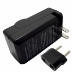 US Plugsss NP-BN1 Battery Charger w/ EU Plug Adapter for Sony TX66, W610