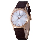 BESTDON BD98107G Men's Waterproof Quartz Wrist Watch - Gold