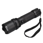 RichFire SF-20A XP-E Q5 250lm 3-Mode White Tactical Flashlight - Black (1 x 18650)